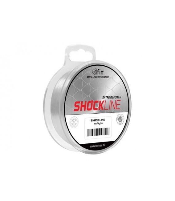 Strzałówka FIN SHOCK LINE 0,40mm, 22lbs / 80m