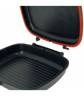 TOSTER / PATELNIA / GRILL / 4 tosty / Double Grill Pan NGT