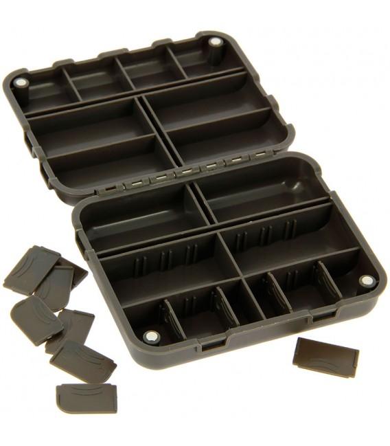 Pudełko na akcesoria z magnesami XPR Carp Bit Box