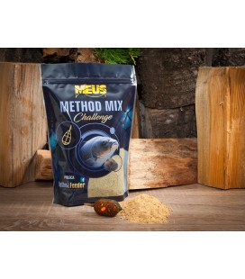 MEUS Method Feeder Mix Challenge White Worm 700g