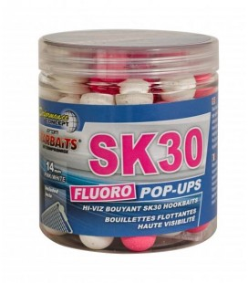 STARBAITS POP-UP FLUO SK30 14MM 80GR