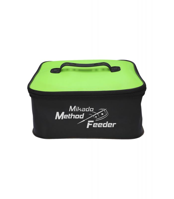 Mikado Method Feeder EVA Box S 24x24x10cm Tasche