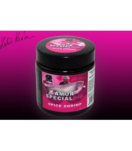 LK Baits Dip Euro Economic   Amur Special Spice Shrimp 100 ml