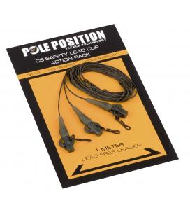 Tungsten Heavy Duty Lead Clip
