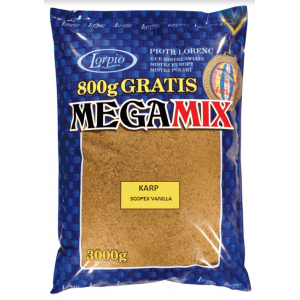Zanęta Lorpio Mega Mix Karp...