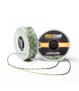 Undercarp Leadcore 10 m/45 lbs - zielony