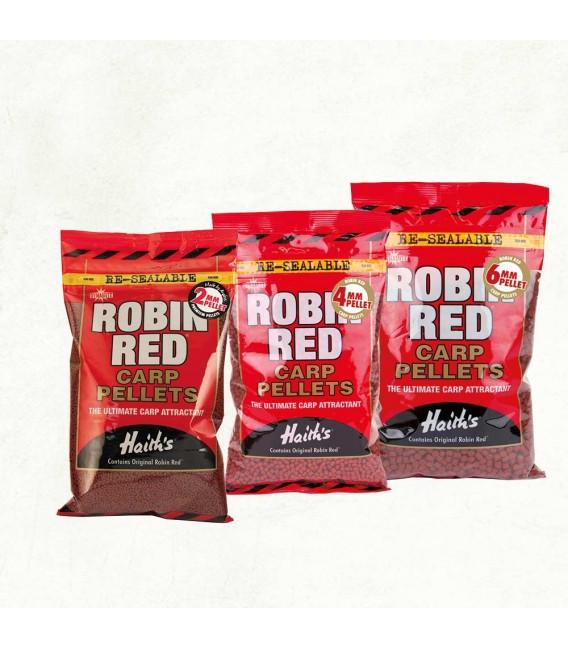 Dynamite Baits - Pellet Robin Red Carp 2mm, 900g