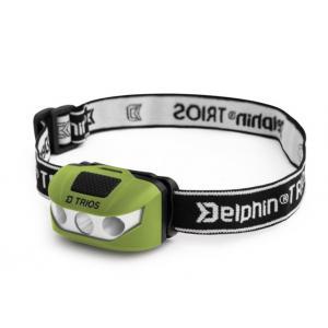 Lampka czołowa Delphin TRIOS 1 W LED