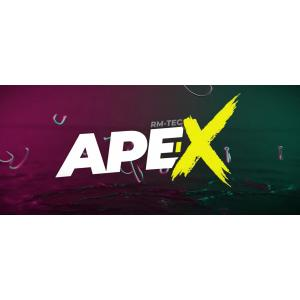 Ape-X Curve Barbed haczyki...