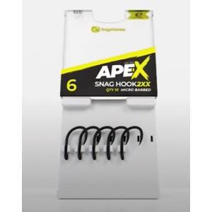 Ape-X Snag Hook 2XX Barbed...