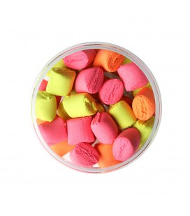 Squabs Fluoro Almond Vice 18 mm  Pop ups Pallatrax