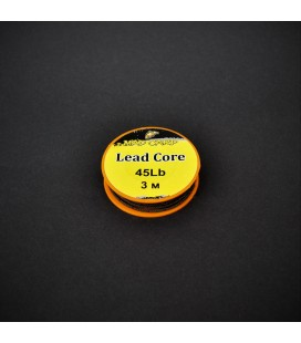 MAD CARP Leadcore 45lb 3m Zielony