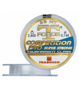 Żyłka Trabucco T Force Competition Pro 0.148mm 25m