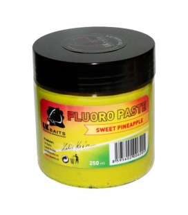 LK Baits Pasta do oklejania przynęt Fluoro Sweet Pineapple 200 ml